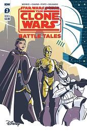Star Wars Adventures Clone Wars no. 3 (2020 Series)