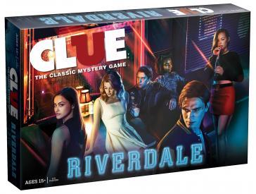 Clue: Riverdale Board Game