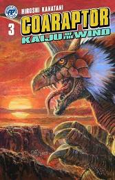 Coaraptor One-Shot: Kaiju of the Wind no. 3 (2020)