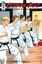 Cobra Kai Karate Kid Saga Continues no. 2 (2 of 4) (2019 Series)