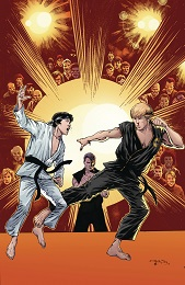 Cobra Kai Karate Kid Saga Continues no. 4 (4 of 4) (2019 Series)