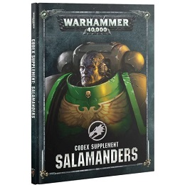 Warhammer 40K: Codex: Salamanders