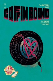 Coffin Bound no. 6 (2019 Series) (MR)