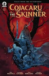 Cojacaru The Skinner no. 1 (2021 Series) (A Cover)