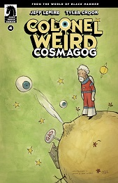 Colonel Weird Cosmagog no. 4 (2020 Series)