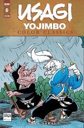Usagi Yojimbo Color Classics no. 6 (2020 Series)