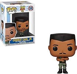 Funko POP: Toy Story 4: Combat Carl Jr. - Used