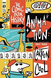 Comic Book History of Animation no. 3 (2020 Series)