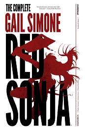 The Complete Gail Simone: Red Sonja HC