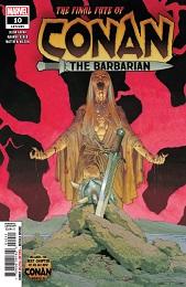 Conan the Barbarian no.10 (2018 Series)