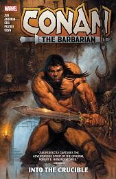 Conan the Barbarian Volume 1: Into the Crucible TP
