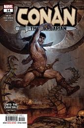 Conan the Barbarian no. 14 (2018 Series)