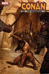 Conan the Barbarian no. 16 (2018 Series)