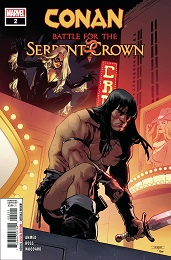 Conan: Battle for the Serpent Crown no. 2 (2020 Series)