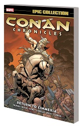 Conan Chronicles: Epic Collection Return to Cimmeria TP