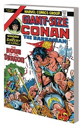 Conan: The Hour of the Dragon TP