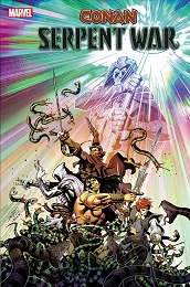 Conan: Serpent War no. 4 (4 of 4) (2019 Series)