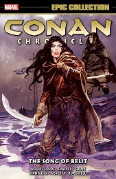 Conan Chronicles Epic Collection: The Song of Belit TP