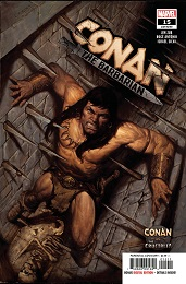 Conan the Barbarian no. 15 (2018 Series)