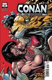 Conan the Barbarian no. 20 (2018 Series)