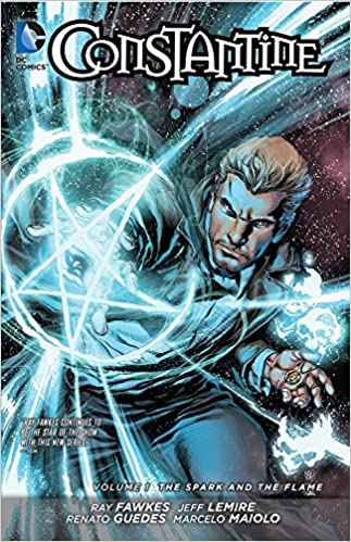 Constantine: Volume 1: The Spark and the Flame TP - Used