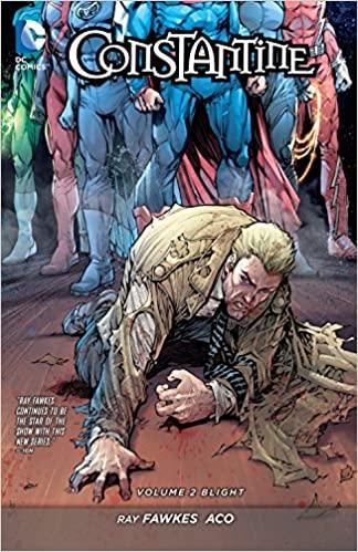 Constantine: Volume 2: Blight TP - Used
