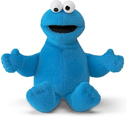Plushie: Cookie Monster Beanbag