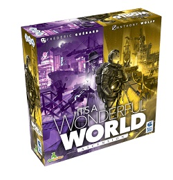 Its a Wonderful World: Corruption and Ascension Expansion