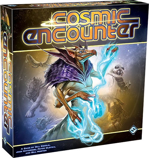 Cosmic Encounter Board Game (42nd Anniversary Edition)