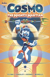 Cosmo The Mighty Martian no. 5 (2019 Series)