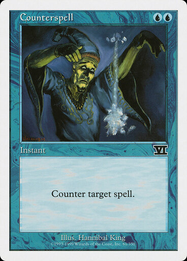 Counterspell (all other editions)