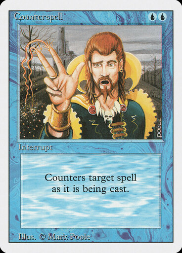 Counterspell 3rd edition
