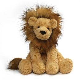 Plushie: Cozys Lion