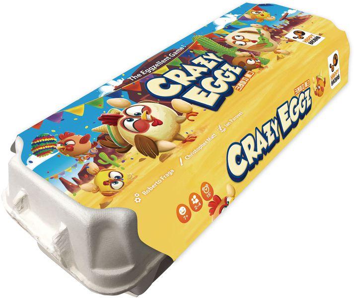 Crazy Eggs Board Game