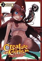 Creature Girls Volume 3 GN (MR)