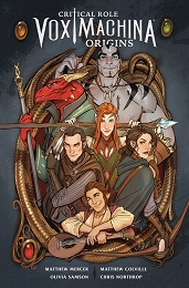 Critical Role: Vox Machina Origins Volume 1