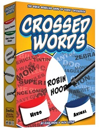 Crossed Words Party Game