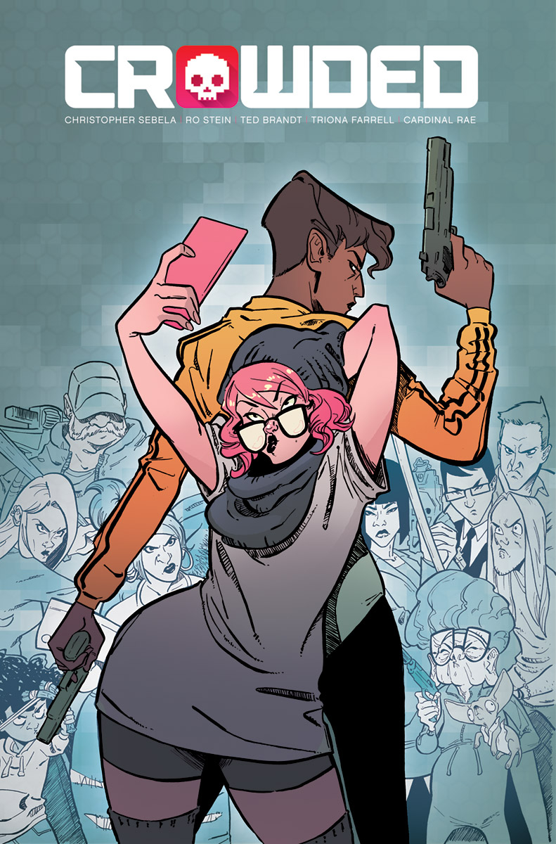 Crowded no. 1 (2018 Series)