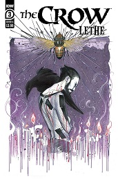 The Crow Lethe no. 3 (3 of 3) (2020 Series)