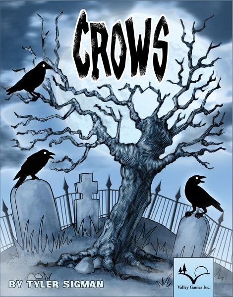 Crows Board Game - USED - By Seller No: 4178 Michael Broyles