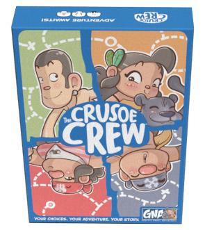 Graphic Novel Adventure: The Crusoe Crew