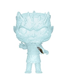 Funko POP: Game of Thrones: Crystal Night King With Dagger In Chest