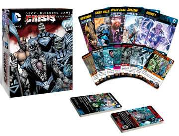DC Comics: Deck Building Game: Rivals Lantern v Sinestro Expansion