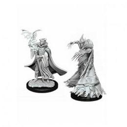 Pathfinder Battles Deep Cuts Unpainted Miniatures Wave 12: Cultist and Devil