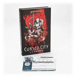 Warhammer Age of Sigmar: Cursed City Novel