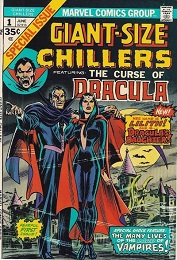 Giant-Size Chillers: The Curse of Dracula (1974 Series) Complete Bundle - Used