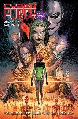 Cyber Force: Volume 1 TP (MR)