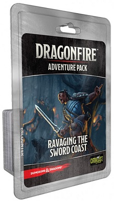 DragonFire: Adventure Pack: Ravaging Sword Coast