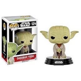 Funko POP: Star Wars: Dagobah Yoda