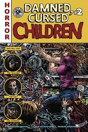 Damned, Cursed Children no. 2 (2021 Series) (MR)